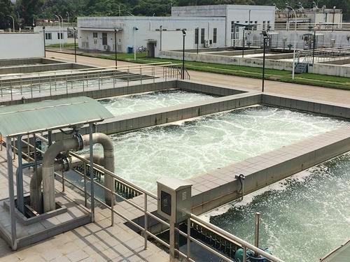 市政污水处理系统